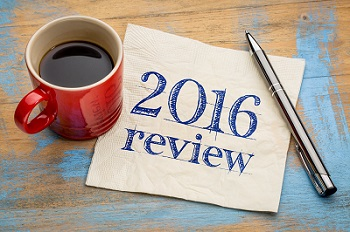 2016 Review with a Coffee